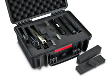 Multi Handgun Case Large Pistol Carrying Double Ammo Multiple Universal Hand Gun