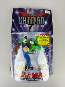 Batman Beyond J's Gang Power Throw Happy & Smirk Vintage 1999 90's NEW Hasbro WB