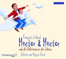 Hector & Hector: und die Geheimnisse des Lebens: 4 CDs (Hector-Reihe, Band  - CD