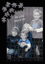 Personalised A3 Jigsaw Puzzle Game Gift Christmas Birthday Photo Mum Dad