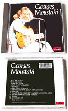 Georges MOUSTAKI-Georges Moustaki... 1983 POLYDOR cd Top