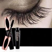 Cosmetic Black 4D Mascara Makeup Eyelash Waterproof Extension Curling Eye Lashes