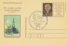 Poland postmark STARGARD SZCZ. - post office crest
