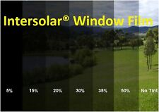 Uncut Roll Window Tint Film 2 ply Car Home Residential  Commercial  Intersolar®