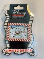 DSSH DSF 101 Dalmatians Family Portrait Frame Surprise Disney Pin LE (B)