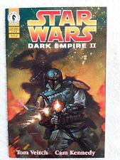 Star Wars: Dark Empire II #2 (Jan 1995, Dark Horse) NM