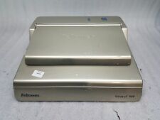 Fellowes Galaxy E 500 Electric Comb Wire Binder Crc 52183 Tested And Working
