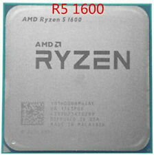 AMD Ryzen 5 1600 R5 1600 3.2 GHz Six-Core CPU Processoe