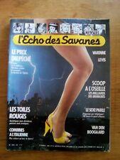 L'Echo des savanes - 1984 - N°22 BD ADULTE EROTIQUE
