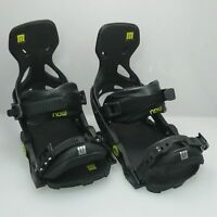Now Men's Preowned Snowboard Bindings Large