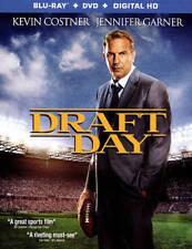 Draft Day NEW Bluray & DVD /case/cover-no digital 2014 Costner Garner football