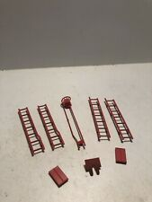 Weaver 'O' scale PS-1 Box car parts group---ladders, brake gear
