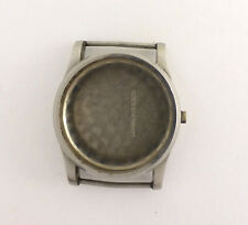Steel Case for Valjoux 69 Chronogragh or Geneva Sport Watch Or?  26.5mm Diameter