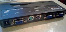 StarTech.com  StarView  SV211K  2-Ports External KVM Switch PS/2