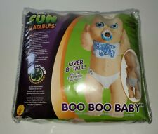 Boo Boo Baby Inflatable Infant Toddler Funny Fancy Dress Halloween Adult Costume