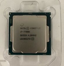 Intel Core i7-7700K Kaby Lake Quad-Core LGA 1151 CPU - Silicon Lottery Delidded