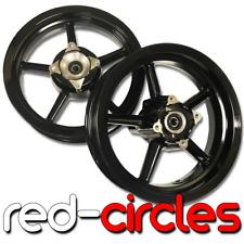 "12"" SDG Pit Bike Mag Supermoto 'R' Ruedas Set con eje 15mm 125cc 140cc pitbike"