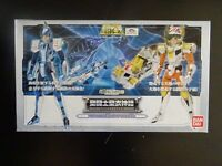 SAINT SEIYA MYTH CLOTH / LAND DAICHI MARINE USHIO / SEALED / SWORFDISH RENARD