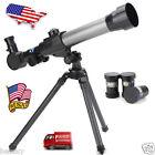 Pro 60mm Astronomical Refractor telescope +Tripod + Main tube Kids Beginners