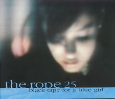 BLACK TAPE FOR A BLUE GIRL The Rope 25 [25th anniversary edition] 2CD 2012