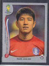 Panini - Brazil 2014 World Cup - # 627 Pak Joo-Ho - Korea Republic- Platinum
