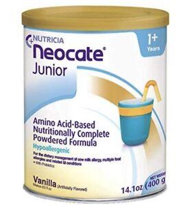Neocate Jr Vanilla (14.1 oz ) 11/21-2/22