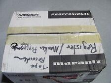 OEM VINTAGE MARANTZ PMD201 PORTABLE CASSETTE RECORDER - Brand New