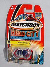 Matchbox 2004 Ultra Heroes Series #2 Badge Blaster Chief 420