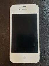 Apple iPhone 4s -White (Factory GSM Unlocked AT&T / T-Mobile) Smartphone