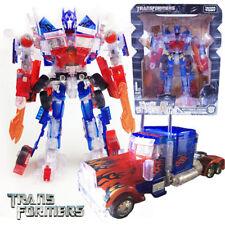 Takara Transformers Optimus Prime ROTF Leader Autobot Action Figures Kids Toy