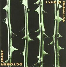 TYPE O NEGATIVE OCTOBER RUST CD METAL NEW