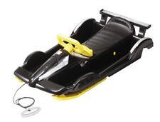 Snow Racer Black Sledge Toboggan