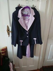 Ladies Special Occasion Suit And Fascinator 22