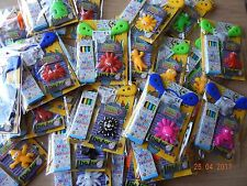 Children's Pre Filled Party Bags Birthday! Toys! Sticky Creatures! Flying Disc!