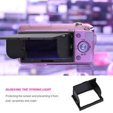 Durable Camera LCD Screen Sunshade Cover Protector for Sony NEX-3 NEX-5 NEX-C3