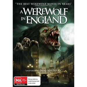 A WEREWOLF IN ENGLAND DVD, NEW & SEALED ** NEW RELEASE ** 070421, FREE POST