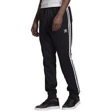 Adidas Originals Pantalone da Uomo Adicolor Classics Primeblue SST Nero Codic...