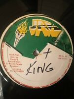 "Barrington Levy ‎– Youth Say Love / Twenty One Girls - 12"" Vinyl Single 1981"