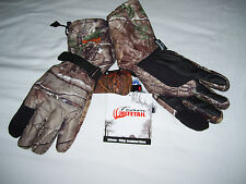 Large Inferno - 1 Pair - Camo Gloves - Realtree - Team Whitetail - 150 Gram