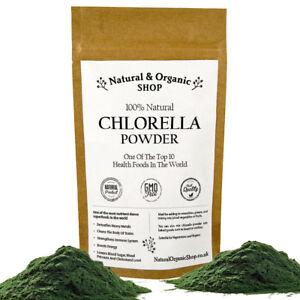 CHLORELLA Powder - Broken Cell Wall - Natural & Organic Shop  (Up to 25% OFF!)
