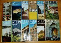 12x Merian 1973 komplett 26. Jahrgang Hefte 1-12 Zeitschrift Reise Europa Welt