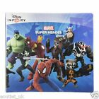 Disney Infinity 2.0 Power Disc Portafolio Almacenamiento Xbox One 360 PS3 Wii U