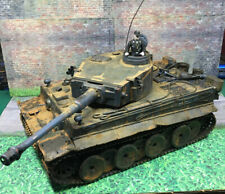 heng long 1/16 rc tanks used