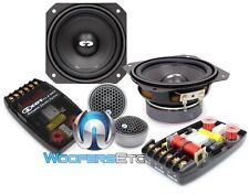 "CDT AUDIO CL-41/25 PRO CLASSIC 4"" COMPONENT SPEAKERS MIDS TWEETERS CROSSOVERS"