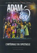 Adam & Eve : L'intégrale du spectacle (DVD)
