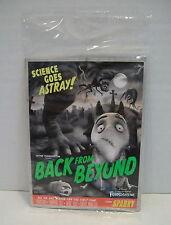 Tim Burton FRANKENWEENIE Trading Card Set Promo Piece SEALED Halloween Fun