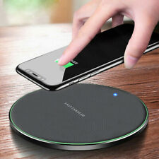 For Samsung S20 S10 S9 Note 10 + 10W Wireless Fast Charger Charging Dock Pad Mat