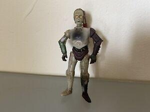 Star Wars C3PO Droid Factory Action Figure