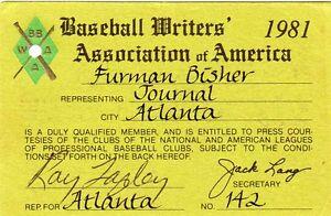 1981 Cal Ripken Debut/First Hit 3184 Life Ticket ML Pass Baltimore Orioles Mt