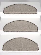 15er Set Treppenmatten Treppenschoner Stufenmatten NOBLESSE ca. 65x24x4 cm